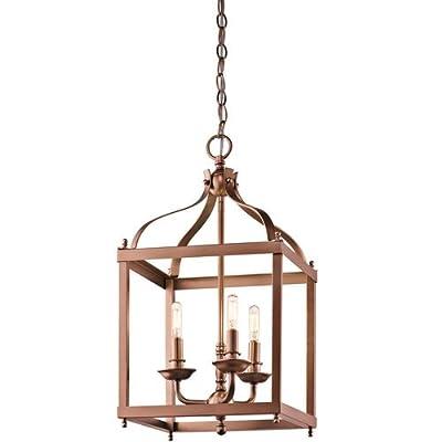 Kichler 42566 Larkin 3-Bulb Indoor Pendant,