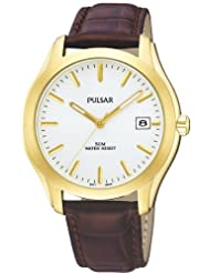 Pulsar by Seiko Alarm Chronograph Alarm Date 40mm Dial 100M Water Resistant S...
