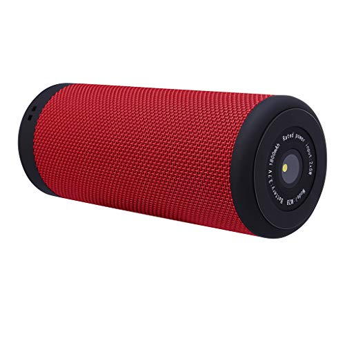 CZYCO M28 HIFI Portable Wireless Blueteeth Stereo Sound Waterproof Flashlight Speaker