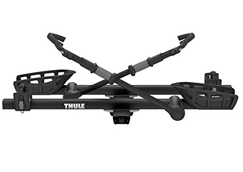 Thule, T2 Pro XT, 2-Bike add-on, 2'', Black