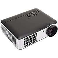 Sourcingbay PRJ-RD806A HD 3D Digital LCD/LED Video Projector, Home Theater