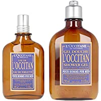 L'occitane Immortelle Pour Homme Men's Set