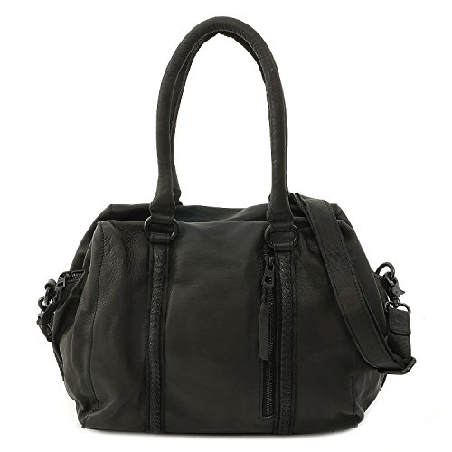 Tyoulip Sisters Tasche - Secret Chainge - Pale Black