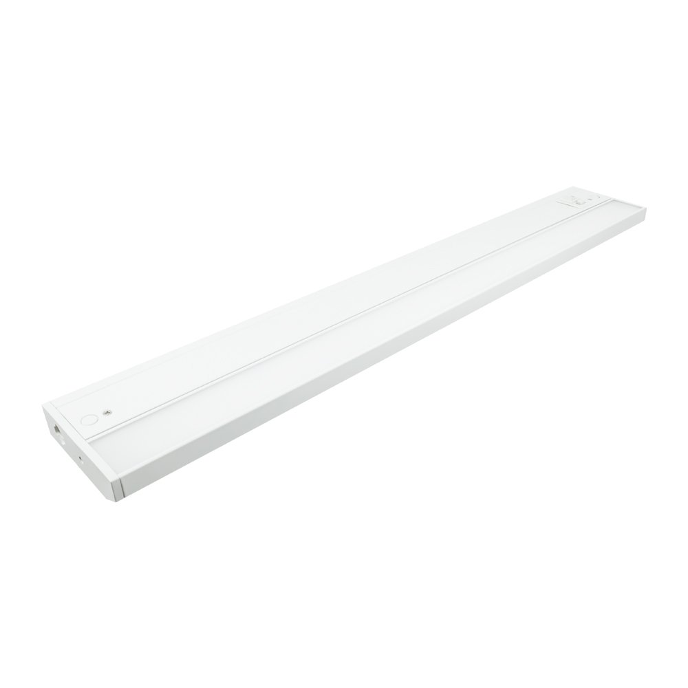 American Lighting 3LC2-24-WH Led 3-Complete Dimmable Under Cabinet Fixture 24-Inch White