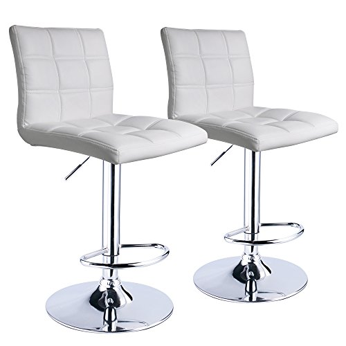 High Back Bar Stools - 2