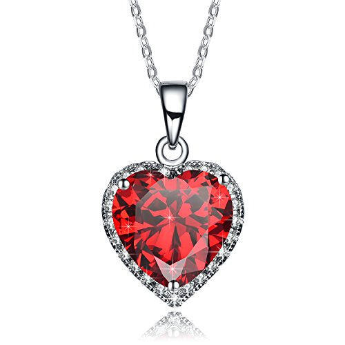 Christmas-Deals-NEEMODA-Hand-Inlaid-AAA-Cubic-Zirconia-Heart-Pendant-Necklace-Eco-friendly-Triple-Gold-Plated-Deluxe-Box