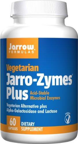 Jarrow Formulas Vegetarian Jarro Zymes Gastrointestinal