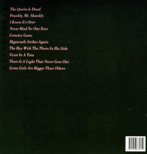 The Queen Is Dead [VINYL]: Amazon.co.uk: Music