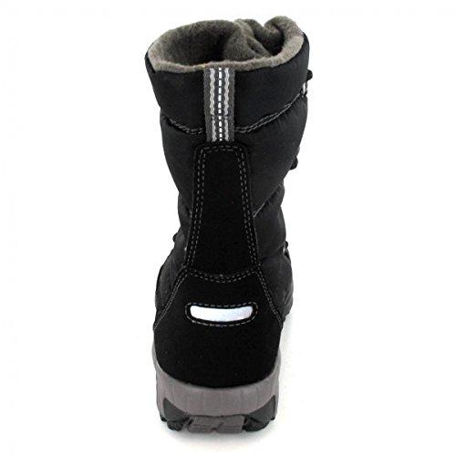 Superfit Stiefel Culusuk, Farbe: Schwarz