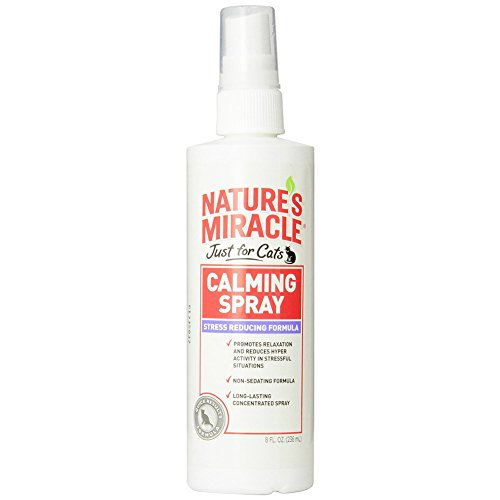 Nature S Miracle Just For Cats Calming Spray