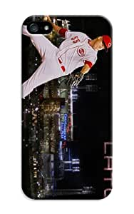 LarryToliver Colorful Cell Phone Head Case Customizable Baseball Cincinnati Reds Cool Cover With iphone 5/5s by icecream design
