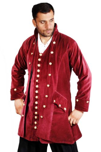 Pirate Frock Costume Coat