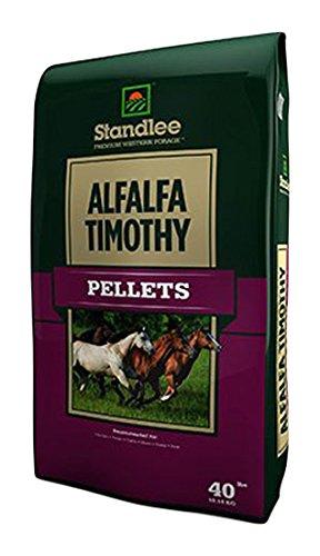 Standlee Hay Company Alfalfa/Tim Pellets, 40 -