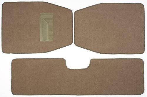 Luxury Driver 44037 Suv Beige Carpet Floor Mat Set   3 Piece