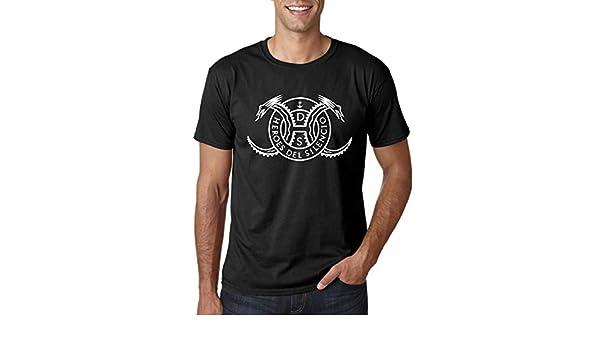 Desconocido Camiseta Héroes del Silencio - Camiseta Manga Corta: Amazon.es: Ropa y accesorios