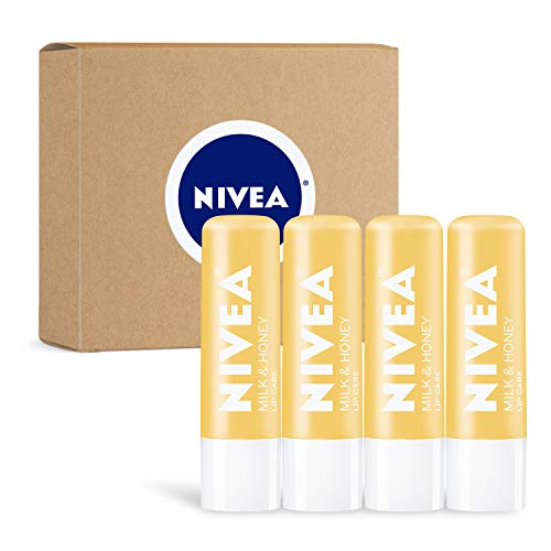 NIVEA Milk Honey Lip