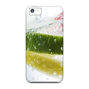 EhsTOqq626TRSyS Tpu Phone Case With Fashionable Look For Iphone 5c - Delicious Cocktail