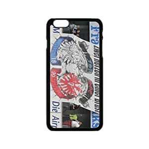 DAZHAHUI Bundesliga Pattern Hight Quality Protective Case for Iphone 6 wangjiang maoyi by lolosakes