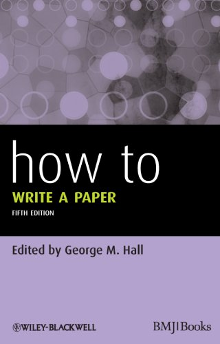 Pdf Reference How To Write a Paper