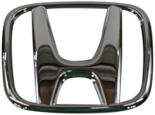 (Honda Genuine Accessories 75700-TF0-000 Grille Emblem)