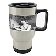 Capucine speaking. 14oz Stainless Steel mug