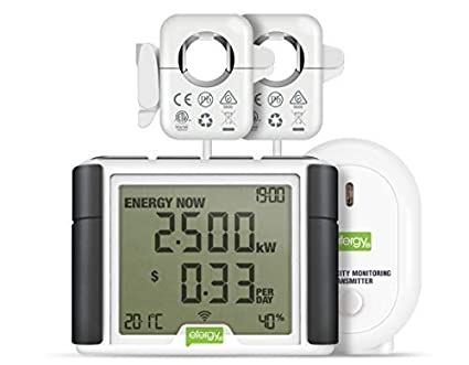 efergy elite 4 0 wireless electricity monitor bike touch alarm circuit undervoltage and overcurrent protection