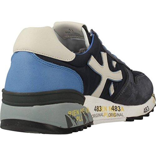 PREMIATA Calzado Deportivo Para Hombre, Color Azul, Marca, Modelo Calzado Deportivo Para Hombre Mick Azul