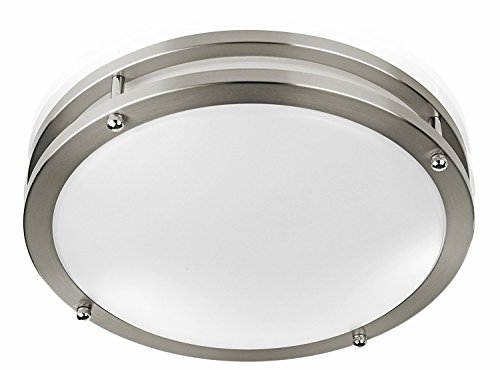 Sleeklighting Modern Flush Mount LED Ceiling Light (12