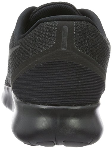 Run Black de Entrainement anthracite Black Nike Chaussures Femme Free Negro Running 8q1wOw5T