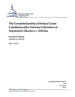 national federation of independent business v sebelius essay In a case known as national federation of independent business v sebelius, 1 the court agreed to consider the constitutionality of two major provisions of the.
