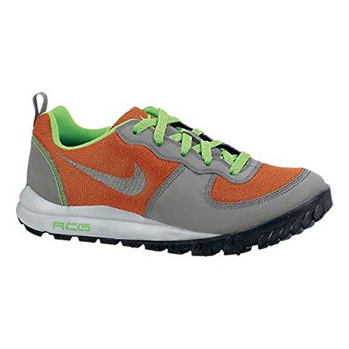 Takos baja Le SKU # 03 Sz. Zapatos de entrenamiento del deporte URBAN ORANGE/FLASH LIME/DUSTY GREY/CANYON