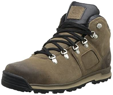 Timberland Mens GT Scramble FTP_EK Mid Leather WP Boots