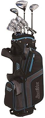 Tour Edge Golf- Varsity Bazooka 360 Teen Complete Set With Bag