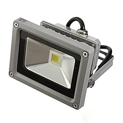 10W White 800LM High Power LED Flood Wash Light Lamp Bulb 12V DC