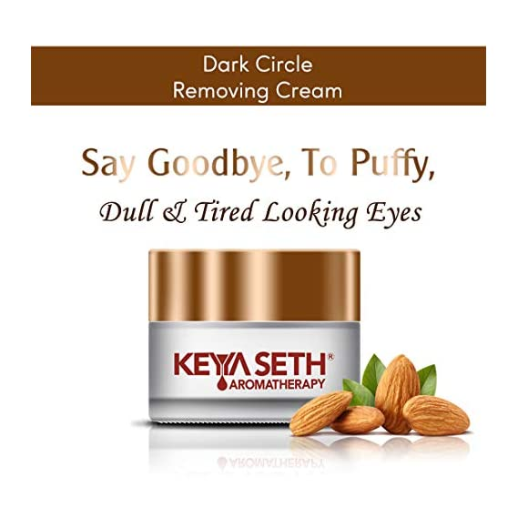 Dark Circle Removing Cream 15gm by KEYA SETH AROMATHERAPY