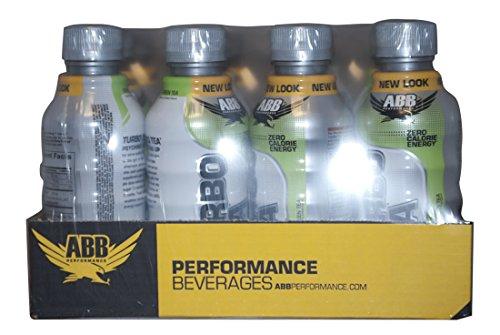 ABB Turbo Tea Zero Green Tea 12 - 18 fl oz (532 ml) Bottles