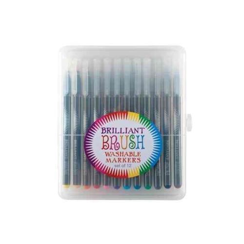 brilliant brush markers - 3