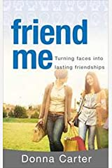 Friend Me by Donna Carter (2013-02-01) Paperback