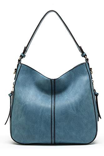 Style Strategy Iowa Hobo Bag (Denim - 17907)