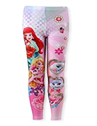 Disney Princess Girls Legging Tights Age 3 to 8 Years