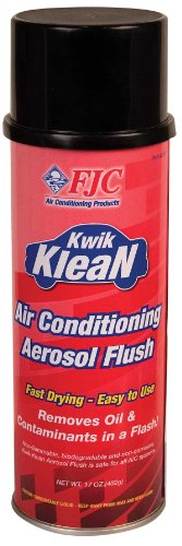 Fjc, Inc. 2407 Kwik Klean Aerosol Flush ()
