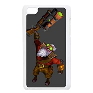 iPod Touch 4 Case White Defense Of The Ancients Dota 2 SNIPER 003 UN7198648