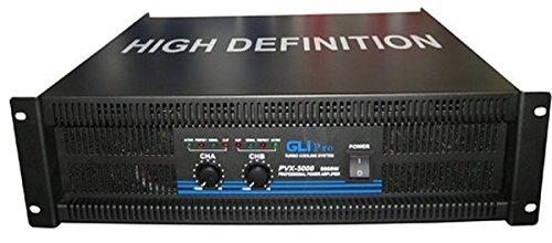 GLi PVX5000 19-Inch Rack Mount 500-Watt Max Equalizer by GLI