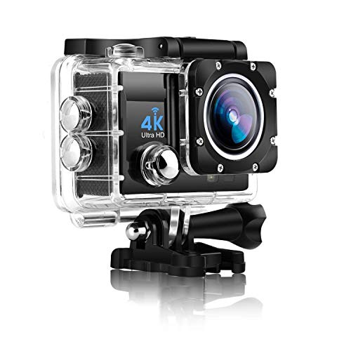 Action Camera, ONEDAY UHD 4K/30fps 16MP WiFi 2