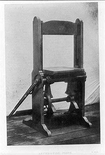 D Exhibition In London : Amazon.com: historicalfindings photo: photo of antifriction press by