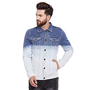 FUGAZEE Men's Denim Jacket
