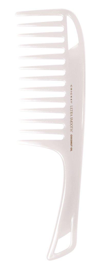 Cricket Ultra Smooth Coconut Detangler Comb