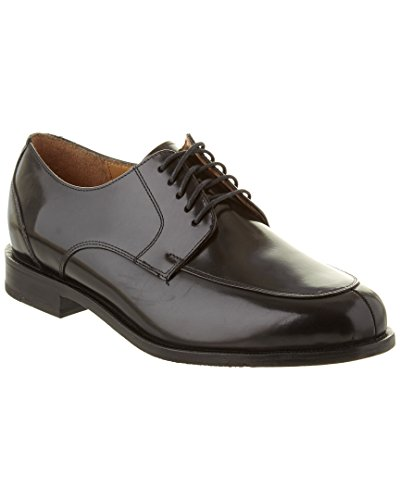 Cole Haan Men's Carter Grand Split Oxford, Black, 7 M US - Split Toe Oxfords