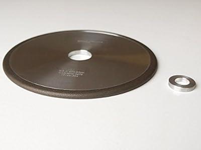 "5 3/4"" Diamond Super Abrasive Grinding Wheel Disc for Chainsaw Sharpening Tecomec Oregon 1/4 .325 Pitch"