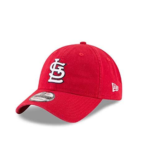 New Era St. Louis Cardinals Core Classic 9Twenty 920 Adjustable Cap ()